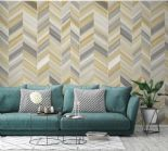 Inspiration Wall Wallpaper Mural B IW2301 By Grandeco Life